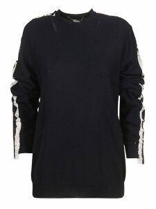 Stella McCartney Sleeve Logo Sweater