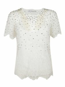 Ermanno Scervino Embellished Top