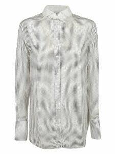 Ermanno Scervino Polka Dot Shirt