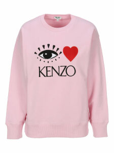 Kenzo cupid Embroidered Sweatshirt
