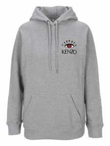 Kenzo Embroidered Eye Hoodie