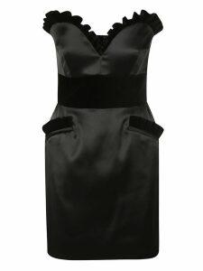 Moschino Ruffled Dress