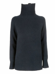 Max Mara High Neck Sweater