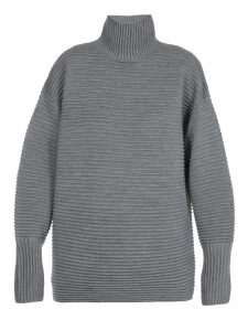 Victoria Victoria Beckham Ribbed Sweater