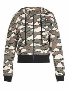 Love Moschino Camouflage Sweatshirt