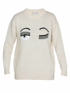 Chiara Ferragni Flirting Sweater