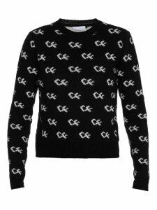 Chiara Ferragni Merino Wool Sweater