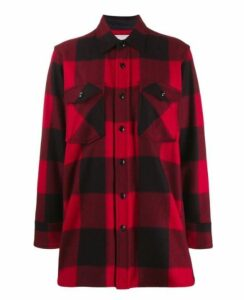 Woolrich Ws Check Over Shirt