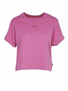 Levis Pink T-shirt With Logo