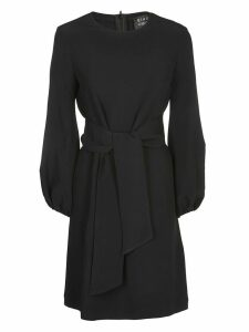 Gianluca Capannolo Flared Sleeves Dress