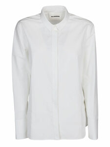 Jil Sander Pointed Collar Shirt