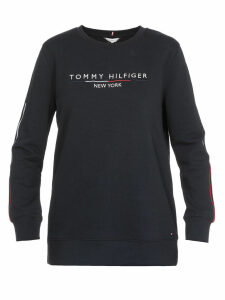 Tommy Hilfiger Cotton Blend Sweatshirt
