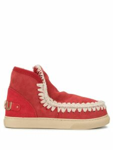 Mou Eskimo boots - Red
