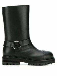 Marni mid-calf boots - Black
