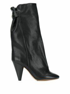 Isabel Marant Lakfee boots - Black