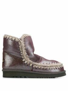 Mou Eskimo ankle boots - Purple