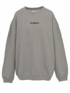 Vetement Sweatshirt