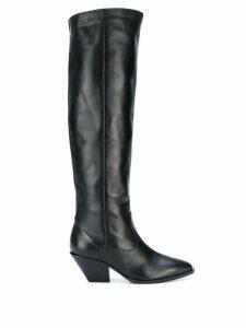 Giuseppe Zanotti knee-length boots - Black