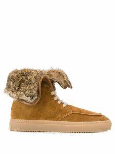 Doucal's Kobe boots - Brown