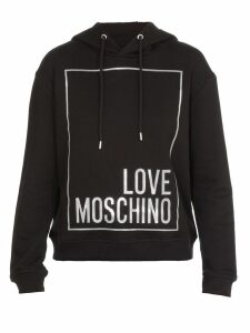Love Moschino Hooded Sweatshirt