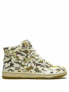 Nike WMNS Dunk Hi Skinny Prem sneakers - White
