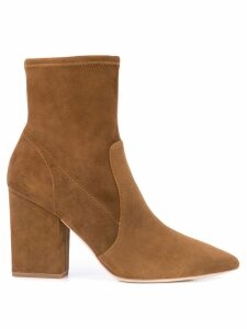 Loeffler Randall Isla ankle boots - Brown