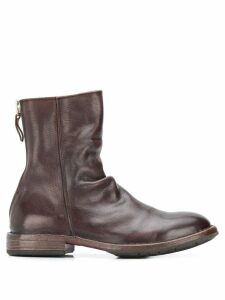Moma Minsk boots - Neutrals