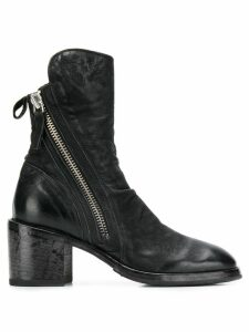 Moma Manchester boots - Black