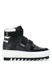 Diadora Mi Basket Cyberpunk sneakers - Black