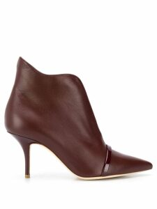 Malone Souliers Coram ankle boots - Red