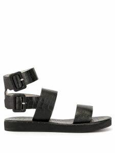 Mara & Mine Aurora flatform sandals - Black