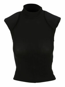 Unravel Structured Shoulders Top