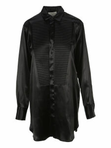 Bottega Veneta Lacquer Satin Shirt