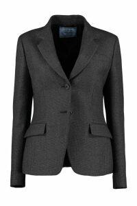 Prada Wool Two-button Blazer