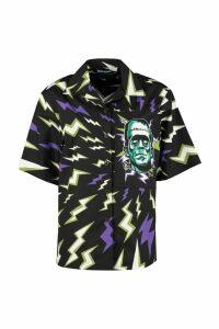 Prada Poplin Cotton Shirt