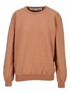 Off White Diagonal Sweatshirt