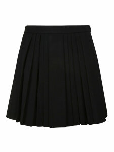 Celine Pleated Mini Skirt