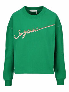 See By Chloe Signature Logo Sweatshirt