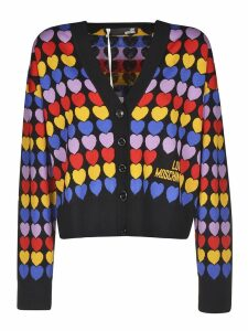 Love Moschino Heart Cardigan