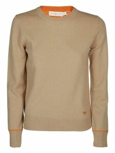 Tory Burch Round Neck Sweatshirt