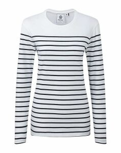 Tog24 Betsy Long Sleeve Stripe T-shirt