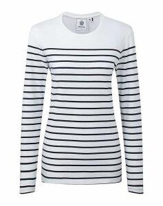 Tog24 Betsy Long Sleeve Stripe T-shirt