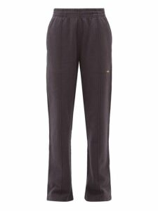 Phipps - Organic Cotton Jersey Track Pants - Womens - Navy