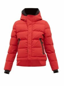 Templa - 2l Bio Quilted-down Jacket - Womens - Red