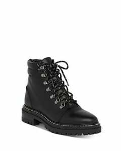 Whistles Women's Amber Lace-Up Boots