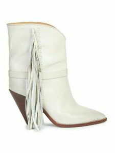 Loffen Leather Mid-Calf Boots