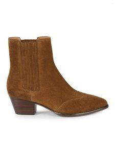 Ash Hook Suede Chelsea Boots