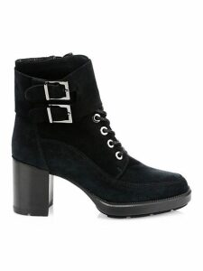 Irene Suede Ankle Boots