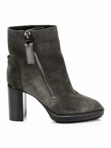 Ilenia Suede Ankle Boots