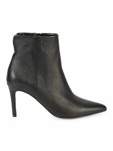 Leiland Leather Booties